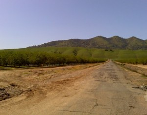 Northern CA Barren Heights