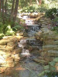 Lauritzen Falls (c) Copyright Samantha J. Penhale