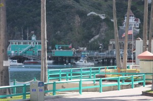 Catalina Harbor (c) Copyright Samantha J. Penhale